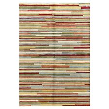 Punjab Multi Matchsticks Area Rug