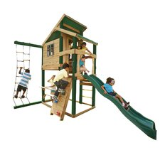 Hilltop Hideout Swing Set