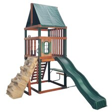 Brentwood Tower Swing Set