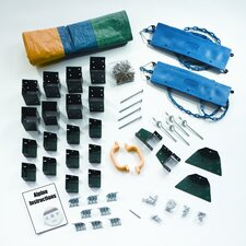<strong>Swing-n-Slide</strong> Ready to Build Custom Alpine DIY Swing Set Hardware Kit - Project 613