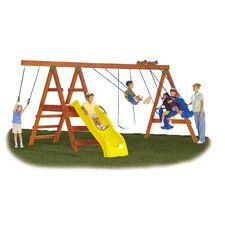 Ready to Build Custom Pioneer DIY Swing Set Hardware Kit - Project 250