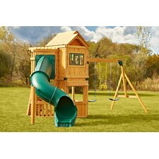 Hartsford Wood Swing Set