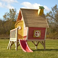 <strong>Swing-n-Slide</strong> Hide-N-Slide Playhouse