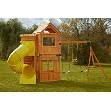 Oakmont Wood Swing Set