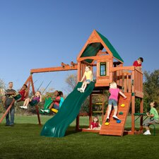 <strong>Swing-n-Slide</strong> Willows Peak Swing Set
