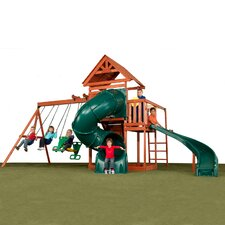 Grandview Twist Complete Swing Set
