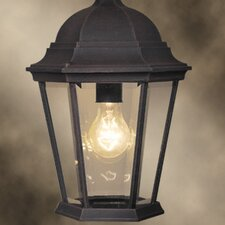 Basic 1 Light Outdoor Wall Light
