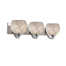 <strong>Woodbridge Lighting</strong> North Bay 3 Light Bath Bar