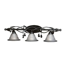 Avigneau 3 Light Bath Vanity Light