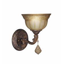 Lucerne 1 Light Bath Vanity Light