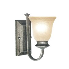 <strong>Woodbridge Lighting</strong> Dresden 1 Light Wall Sconce