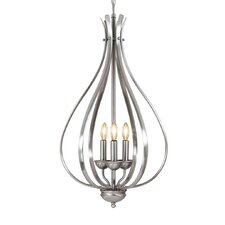 <strong>Woodbridge Lighting</strong> Beaconsfield 3 Light Foyer Pendant