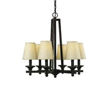 Baxter 6 Light Chandelier