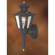 <strong>Woodbridge Lighting</strong> Basic 1 Light Outdoor Wall Light