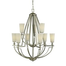 Aurora 9 Light Chandelier