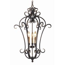 <strong>Woodbridge Lighting</strong> Montgomery 3 Light Foyer Pendant