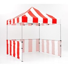 Carnival 8 Ft. W x 8 Ft. D Canopy