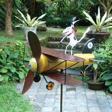 Aviator Spike Whirligig Pinwheel