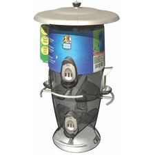 <strong>Classic Brands LLC</strong> Abundance 6 Port Bird Feeder