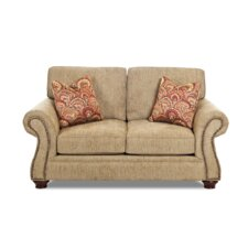 <strong>Klaussner Furniture</strong> Stuart Loveseat