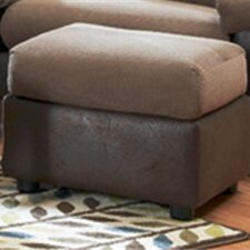 <strong>Klaussner Furniture</strong> Adrian Ottoman