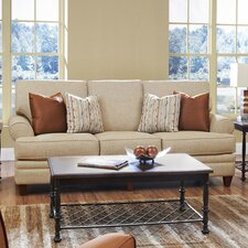 <strong>Klaussner Furniture</strong> Fresno Sofa