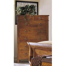 <strong>Klaussner Furniture</strong> Urban Craftsmen 7 Drawer Chest