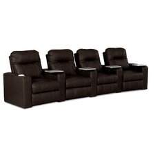 <strong>Klaussner Furniture</strong> Palace Home Theater Recliner (Row of 4)