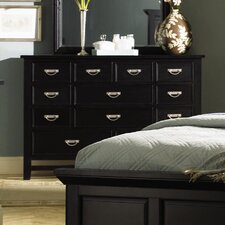 <strong>Klaussner Furniture</strong> Ashton 12 Drawer Dresser