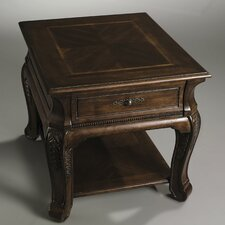 <strong>Klaussner Furniture</strong> Winchester End Table