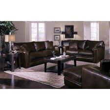 <strong>Klaussner Furniture</strong> Homestead Sleeper Living Room Collection