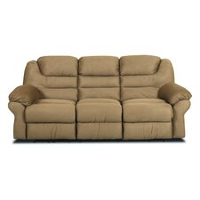 <strong>Klaussner Furniture</strong> Contempo Reclining Sofa