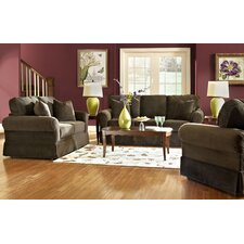 <strong>Klaussner Furniture</strong> Woodwin Living Room Collection