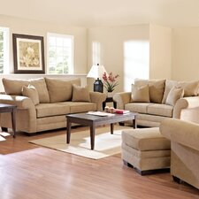 <strong>Klaussner Furniture</strong> Holly Living Room Collection