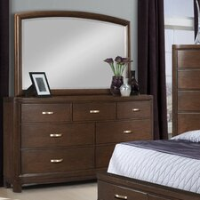 Eclipse 7 Drawer Dresser