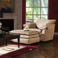 Heights Chair and Ottoman