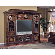 Portofino Entertainment Center