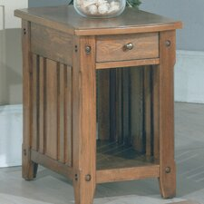<strong>Parker House Furniture</strong> End Table