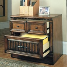 Barcelona 2-Drawer File Base