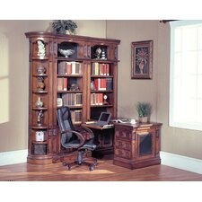 DaVinci Corner L-Shape Desk Office Suite