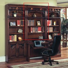 <strong>Parker House Furniture</strong> Barcelona Library Hutch