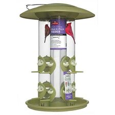 Triple Tube Bird Feeder
