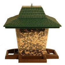 Wild Seed Lantern Hopper Bird Feeder