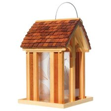 Mountain Chapel Decorative Bird Feeder