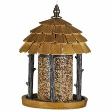 Deluxe Chalet Gazebo Bird Feeder