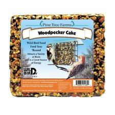 <strong>Pine Tree Farms</strong> Woodpecker Seed Cake Wild Bird Food