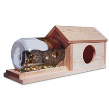 House of Munch Squirrel Feeder