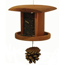 Little Songbird Hopper Bird Feeder