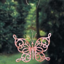 Scroll Butterfly Decorative Spinner