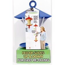 Effort-Less Compact Bird Feeder